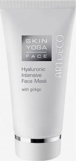 ARTDECO Face Mask 'Skin Yoga Hyaluronic Intensive' in weiß, Produktansicht