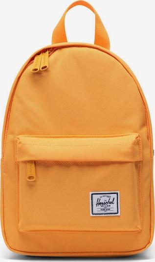 Herschel Plecak w kolorze mandarynka / czarny / białym, Podgląd produktu