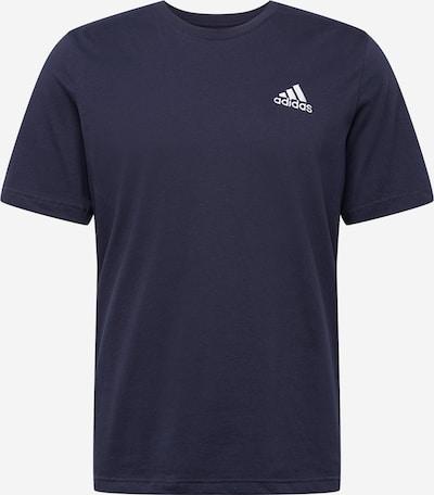 ADIDAS PERFORMANCE Sport-Shirt in dunkelblau / weiß, Produktansicht