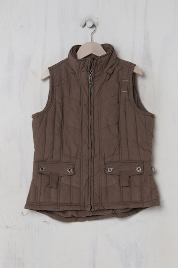 CECIL Vest in S in Taupe, Item view