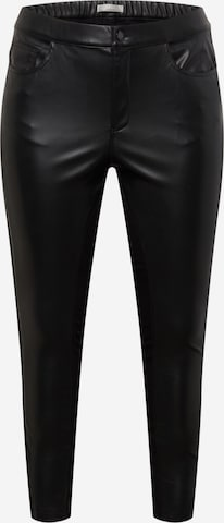 Guido Maria Kretschmer Curvy Collection Pants 'Polly' in Black