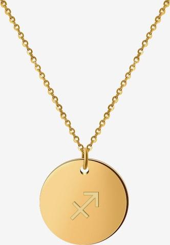 GOOD.designs Kette 'Schuetze' in Gold