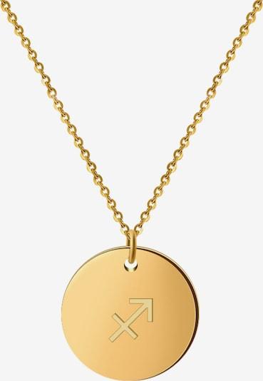 GOOD.designs Kette 'Schuetze' in gold, Produktansicht