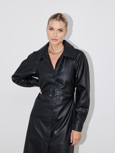 LeGer by Lena Gercke Kleid 'Sharon' in schwarz, Modelansicht