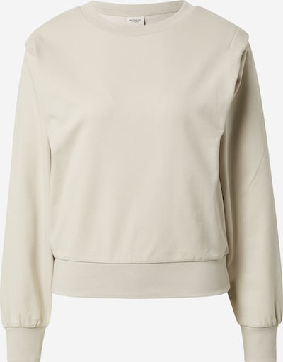 JACQUELINE de YONG Sweatshirt 'LENKA IVY' in Muddy coloured, Item view