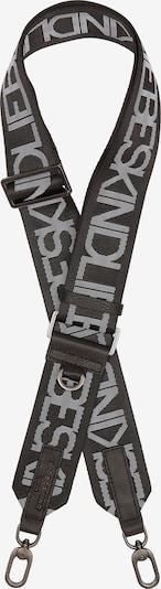 Liebeskind Berlin Schulterriemen in grau / schwarz, Produktansicht