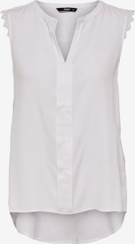 ONLY Blouse 'Kimmi' in Wit