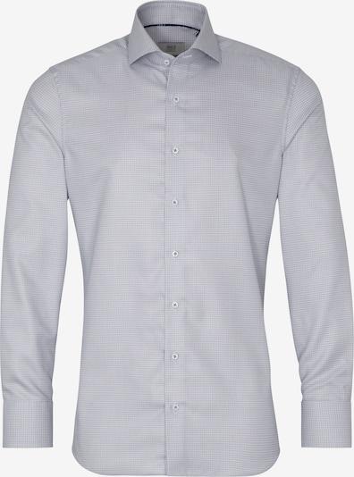 ETERNA Hemd in beige / blau, Produktansicht