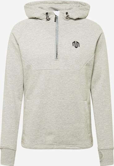 MOROTAI Športový sveter ' Neotech Zip Hoodie ' - svetlosivá, Produkt