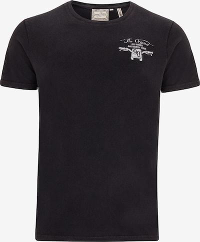 GOODYEAR T-Shirt STATESVILLE in stylischem Design in schwarz, Produktansicht