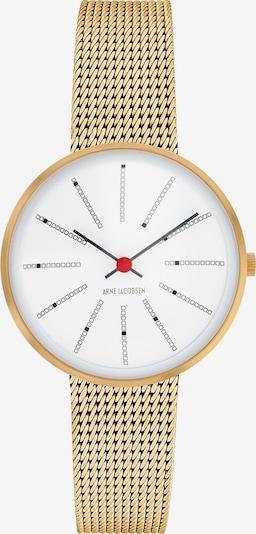 Arne Jacobsen Arne Jacobsen Damen-Uhren Analog Quarz ' ' in gold, Produktansicht