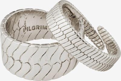 Pilgrim Ring 'Kelly' in silber, Produktansicht