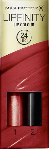 MAX FACTOR Lippenstift 'Lipfinity' in Rot