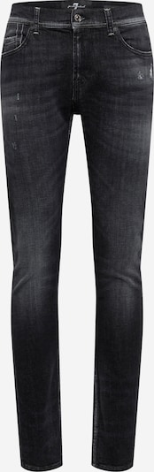 7 for all mankind Jeans 'Ronnie' in de kleur Black denim, Productweergave