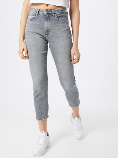 ONLY Jeans 'Veneda' i grå, På modell
