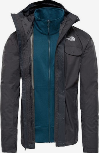 THE NORTH FACE Jacke ' Tanken Triclimate ' in grau, Produktansicht