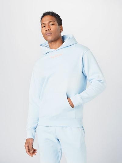 ABOUT YOU x Mero Sweatshirt 'Kelkid' in hellblau: Frontalansicht