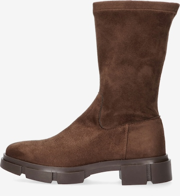 Tango Chelsea Boot 'ROMY 13-d' in Braun