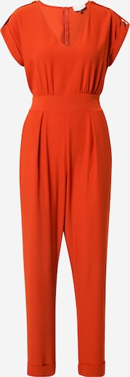 Closet London Jumpsuit in rostbraun, Produktansicht