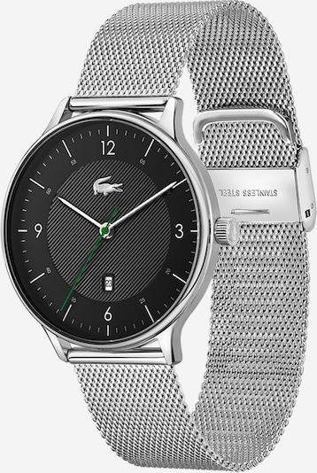 LACOSTE Analoginen kello värissä musta / hopea, Tuotenäkymä