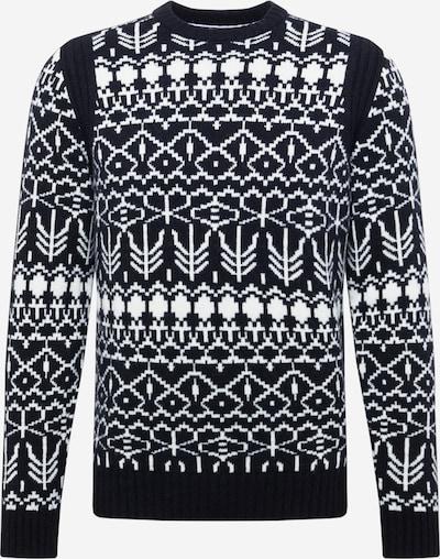 Pullover 'BALTE' BOGNER di colore nero / bianco, Visualizzazione prodotti