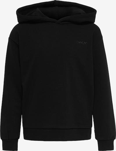 KIDS ONLY Sweatshirt 'Zoey' in de kleur Zwart, Productweergave