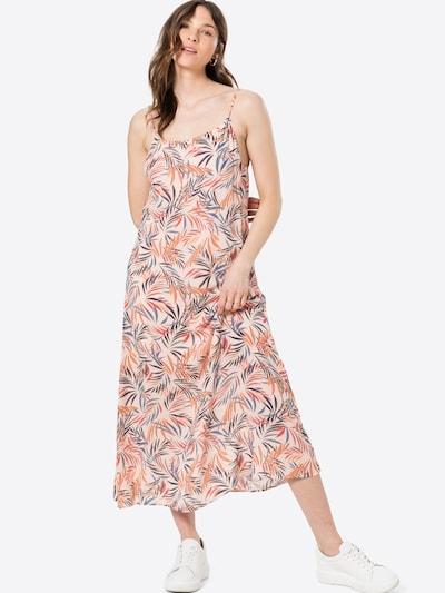 Designers Society Kleid 'LARIX' in mischfarben / naturweiß, Modelansicht