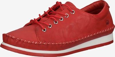 COSMOS COMFORT Schnürschuh in rot, Produktansicht