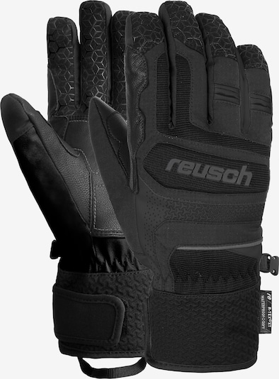 REUSCH Fingerhandschuhe 'Stuart R-TEX® XT' in schwarz, Produktansicht