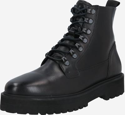 DAN FOX APPAREL Boots 'Alen' in schwarz, Produktansicht