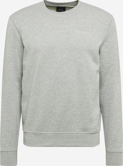 ARMANI EXCHANGE Sweatshirt '8NZM93' in graumeliert, Produktansicht