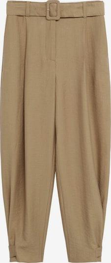 MANGO Панталон с набор 'Vesti' в кафяво, Преглед на продукта