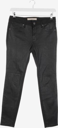 BURBERRY Hose in L in schwarz, Produktansicht