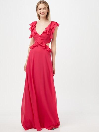 Trendyol Společenské šaty 'Smart' - pitaya, Model/ka