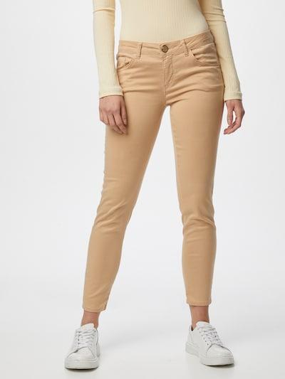 MOS MOSH Панталон 'Sumner' в светлобежово: Изглед отпред