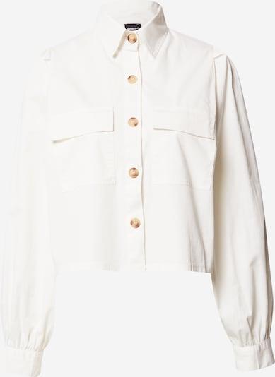 Gina Tricot Блуза 'Ruth' в мръсно бяло, Преглед на продукта