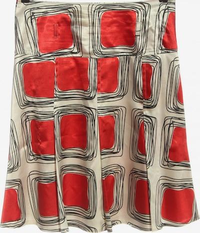 TUZZI Glockenrock in L in creme / rot / schwarz, Produktansicht