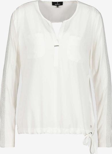 monari Camiseta 'Schluse' en offwhite: Vista frontal