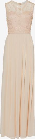 Young Couture by BARBARA SCHWARZER Abendkleid in nude, Produktansicht