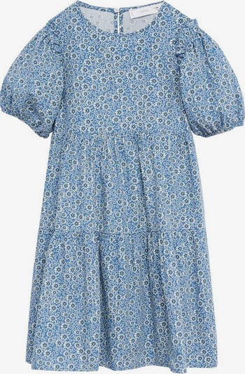 MANGO KIDS Kleid in blau / mischfarben, Produktansicht