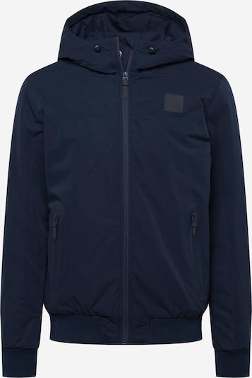 Alife and Kickin Jacke 'Don' in dunkelblau / schwarz, Produktansicht