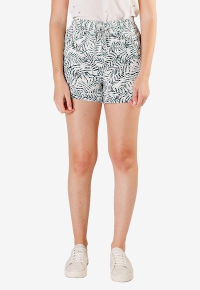 Le Temps Des Cerises Shorts 'MINEO' in grün, Modelansicht