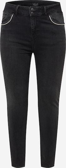 Jeans 'VIVIEN' LTB - Love To Be pe negru denim, Vizualizare produs