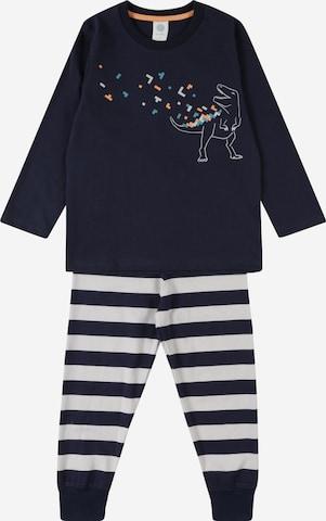 Pyjama SANETTA en bleu
