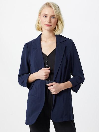 VERO MODA Blazer en azul oscuro, Vista del modelo