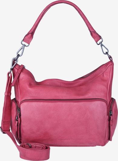 FREDsBRUDER Hobo Bag 'HONEYCOMB' in pink, Produktansicht