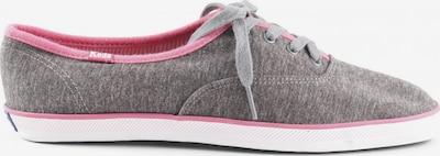 KEDS Schnürschuhe in 39,5 in grau / dunkelgrau / pink, Produktansicht