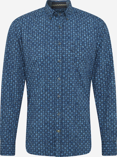 CAMEL ACTIVE Košile - modrá / noční modrá, Produkt