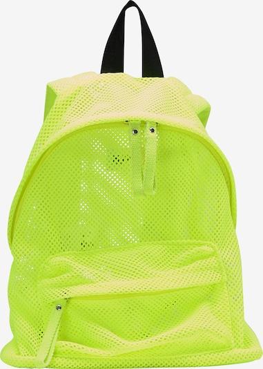myMo ATHLSR Rucksack in neongelb, Produktansicht