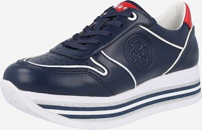 bugatti Sneaker in marine / rot / weiß, Produktansicht